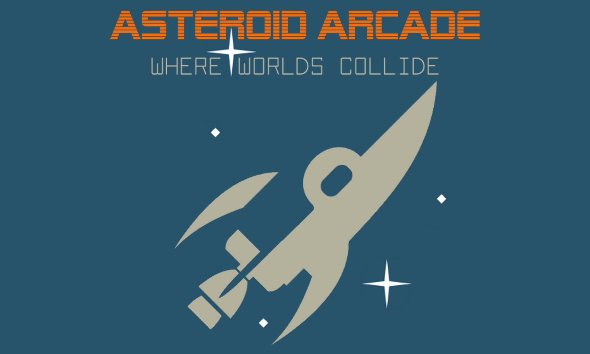 Asteroids Game in C++/Qt